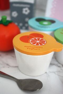 Apelsinyoghurt