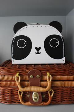 Pandaväska