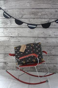 Resväska/koffert, kanin