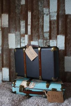 Resväska/koffert, svart